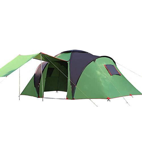 CATRP Marke 4-6 Personen-Zelt für Strand, Camping Sonnencreme-Zelt für geräumigen Raum im Freien