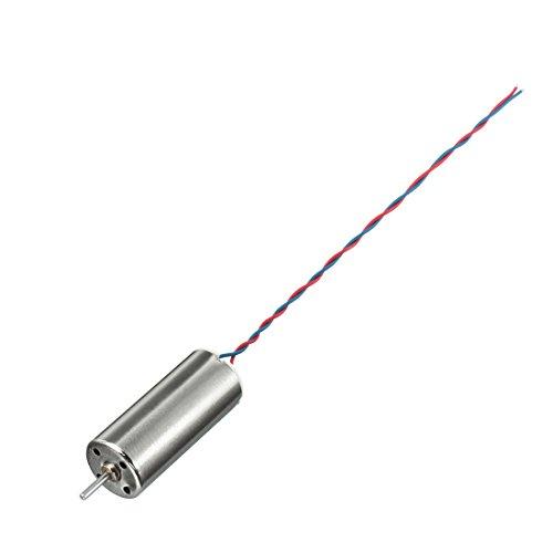 sourcingmap® Blau Rot Kabel im Uhrzeigersinn 716 hohle Schale Motor für RC Quadcopter - Im Uhrzeigersinn Motor
