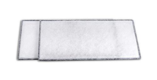 Ersatzfilter Filterset Luftfilter G4 für HELIOS KWL EC 270/370 | Filter 2 Stück