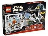 """LEGO 7754 Star Wars - Incrociatore spaziale """"Home One Mon Calamari"""" della serie """"Guerre stellari"""", con rampa di lancio, età: da 9 anni"""