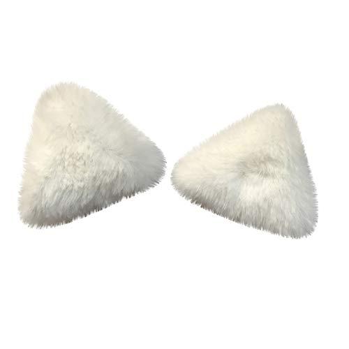 UEVOS Stirnband Kinder Mädchen Kopfband Tiara Flash Katze Ohren Haarschmuck Niedlich Headwear Makeup ()