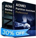 SONDERANGEBOTE AOMEI Pack - Offizieller Partner von AOMEI (Zum Download - keine CD / DVD) medium image