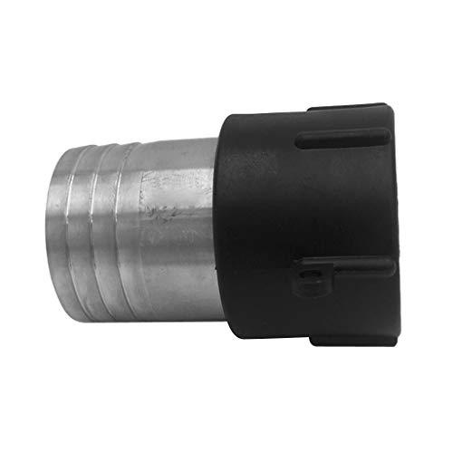 Homyl Conector de Manguera de Jardín de Plástico para Barriles Tonelados -...