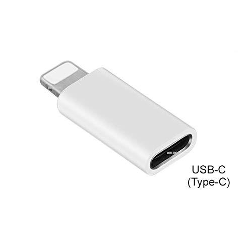 Ideal Dream - 2 adaptadores USB 3.1 8 Pines Carga