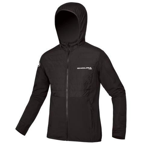 6edc8f9d2 ENDURA Mtr Primaloft Jacket Giacca Uomo, Nero - Nero, XL