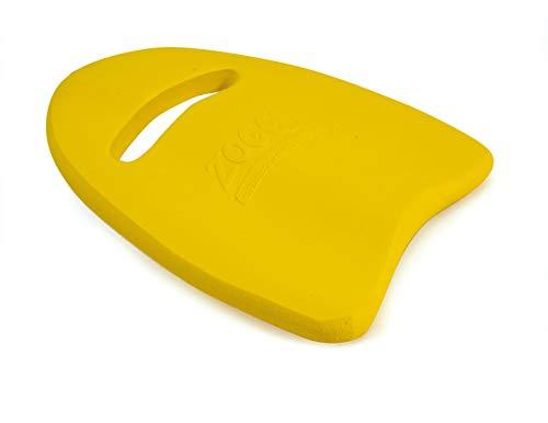 Zoggs Kinder Kickboard EVA Small Trainingsequipment, Yellow, One Size