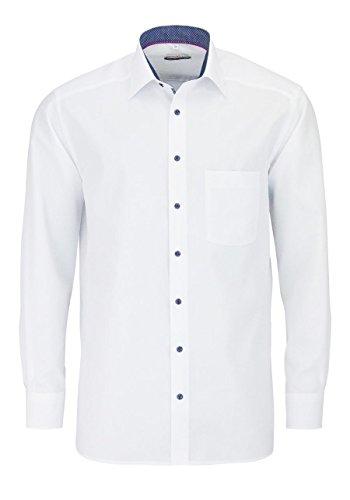 Marvelis - Chemise business - Uni - Homme Weiß