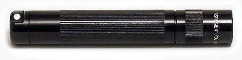 Maglite-Lampe Torche de Poche Porte-cles Maglite Solitaire - Noire -