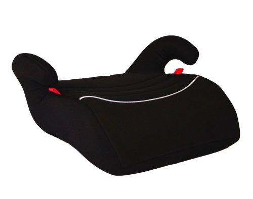 2x Sitzerhöhung Autositz EOS 010 BOO schwarz 15-36 kg ECE R44/04