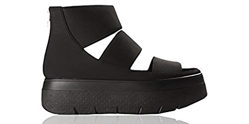 POLICE 883 Wedge Sandal YF C 288 Black (39)