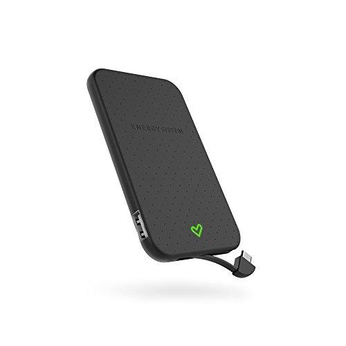 Energy Sistem Extra Battery 2500 - Batería externa de carga rápida para tus...