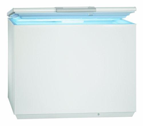 AEG ARCTIS A62300HLW0 Gefriertruhe / A++ / 162 kWh/Jahr / 216 Liter / LowFrost-Technologie / weiß