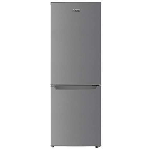31gBf9awgjL - BEST BUY #1 Fridgemaster MC50165S 50cm A+ Rated Static 123 Litres Fridge 55 Litres Freezer in Silver Reviews and price compare uk