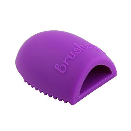 befaith-maquillage-brosses-massage-outil-doigt-silicone-nettoyant-gants-purple