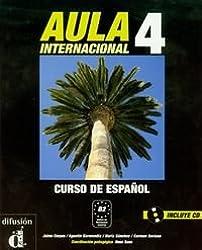 Aula internacional 4. Podrecznik z plyta CD