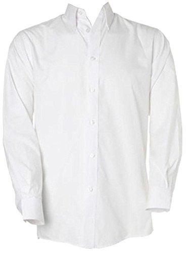 Kustom Kit - T-shirt -  Femme Blanc - Blanc