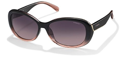polaroid-sonnenbrillen-fr-frau-4024-lk8-jr-black-to-pink-burgundy-gradient-polarized-kunststoffgeste