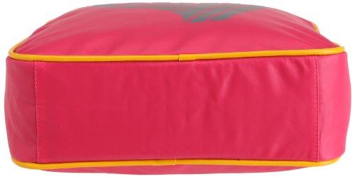 Gola Redford CUB901, Unisex - Erwachsene Henkeltaschen, 36x27x12 cm (B x H x T) Pink (Magenta/Charcoal)