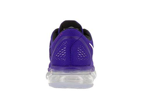 Nike Air Max, Chaussures de Running Entrainement Homme Orange (Orange (Concord/White-Ttl Crimson-Blk))