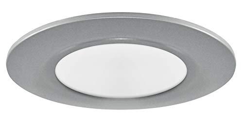 Secom TURE LED, empotrar Cromo Mate, 70 mm Ø, 4w, 230 lúmenes,...