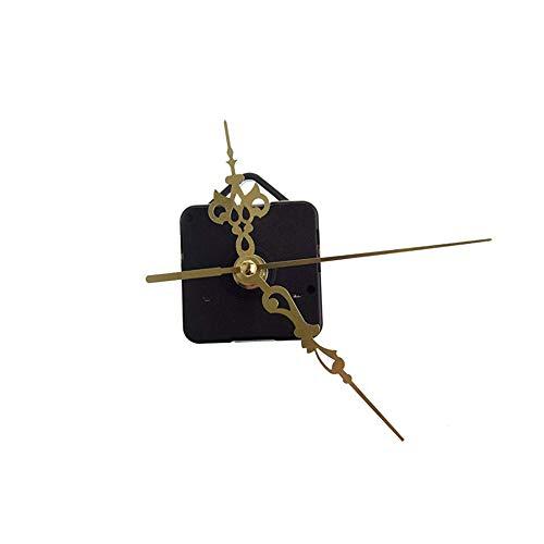 Gold Hohl Design Uhr Pointers Replacement Quartz Uhrwerk DIY Wanduhr Bewegungsmechanismus Zubehör für Wohnzimmer Schlafzimmer Startseite Deko- Gold
