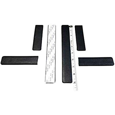6 piezas everprotect – Self Balance Board Scooter Bumper/Guard Set compatible con el 6.5 2 ruedas Hover