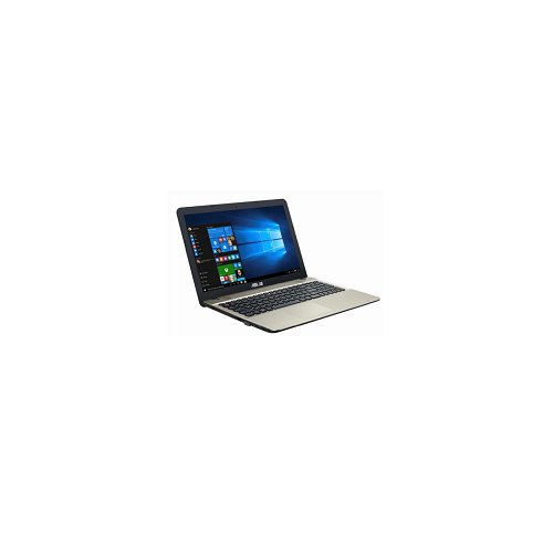 Asus VivoBook X540NA-GQ017 Celeron 15.6 inch HDD Black/Brown