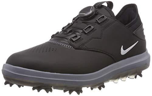 cheap for discount bfacc 36d2e Nike Air Zoom Direct, Zapatos de Golf para Hombre, Negro (Black Metallic