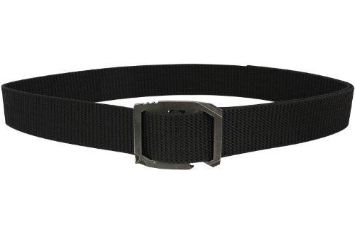 Bison Designs Kool Werkzeug Technische USA hergestellt Gürtel, Herren, schwarz, Large/42-Inch - Usa Natürliche