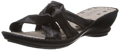 Cobblerz Women's Black Slippers - 6 UK/39 EU (PS9195-6)