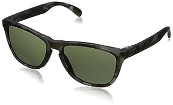 Oakley Frogskins OO9013 24 41555 Matte Black Tortoise Grey Sunglasses - size One Size