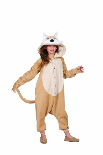 RG Costumes 'Funsies' Vixie The Fox Costume, Tan, Medium