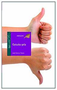 Gatazka gela (Ameslari) por Jordi Sierra i Fabra
