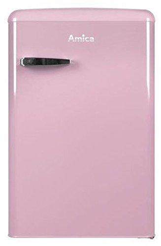 Amica KS 15616 P Kühlschrank, pink