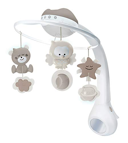 INFANTINO-Mobile Douce Nuit 3 en 1 Taupe