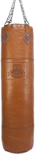 Paffen Sport The Traditional Boxsack; braun; gefüllt; ca. 45kg -