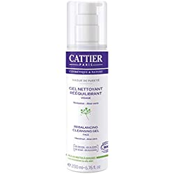 Cattier Vague De Pureté Gel Detergente Riequilibrante - 200 ml