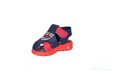 victory kat's Red oreo baby designer sound sandal