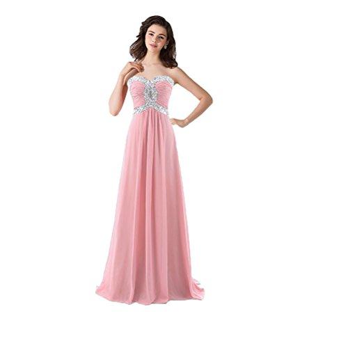 Vimans -  Vestito  - linea ad a - Donna Pink 1