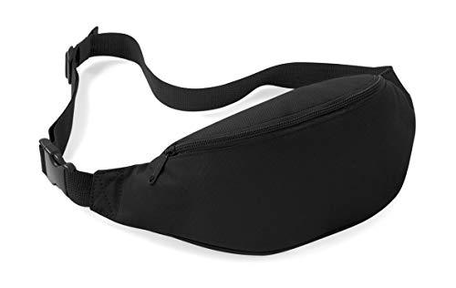 BagBase Tasche Gürtel BG42in 8Farben erhältlich Schwarz schwarz