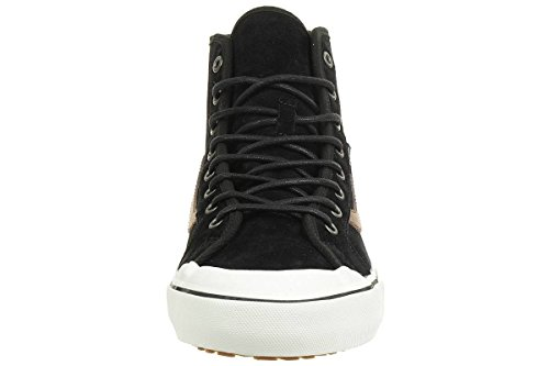 Vans Herren Black Ball Hi Sf Sneaker black flannel