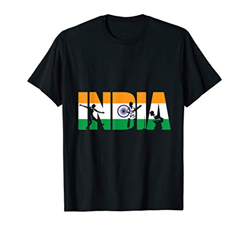 separation shoes 36a46 e3f10 India Cricket T Shirt   Indian 2019 National Fans Jersey