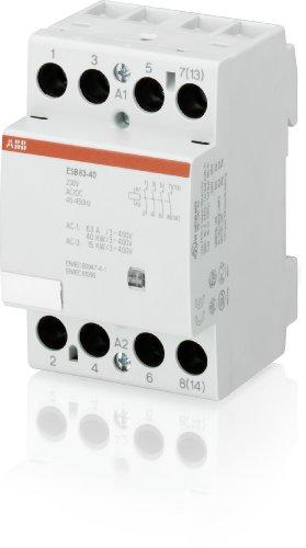 ABB 2071036 ESB63-40-230V Installationsschütz, 40 V