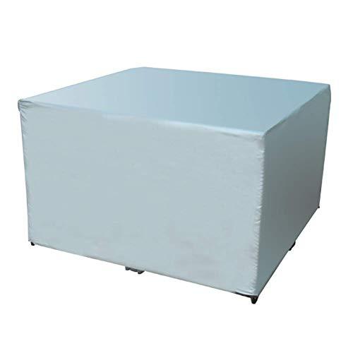 Waterproof Cloth Home Außenzelt Möbelbezug Abdeckung Tisch und Stuhl Sofa staubdicht Wasserdichte Sonnenschutzplane im Freien (Size : 180x120x75cm)