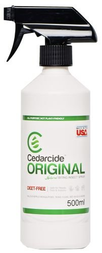 Cedarcide Original For Harvest Mites, Fleas & Ticks 500ml For Dogs