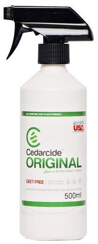 Cedarcide Original For Harvest Mites, Fleas & Ticks 500ml For Dogs