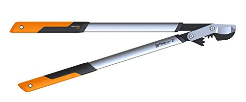 fiskars-112490-powergear-x-l-coupe-branches-a-cremaillere-lame-franche-80-cm-oe-55-mm