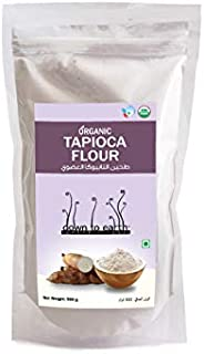 Down To Earth Organic Tapioca Flour 500g