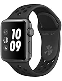Apple Watch Nike+ GPS 38mm Space ,port Band,Aluminium Grau