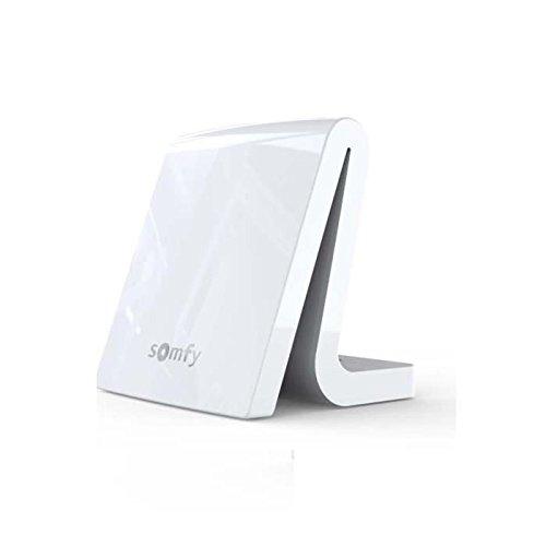 SOMFY - Boîtier TaHoma SOMFY Box RTS et IO avec abonnement mensuel Somfy de 5.90€ - 1811150